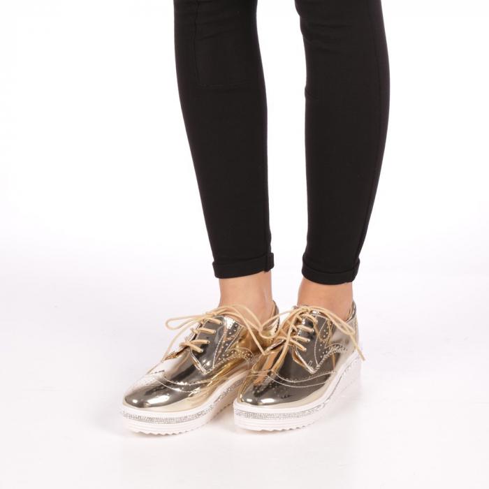 Pantofi dama Jaya aurii 3