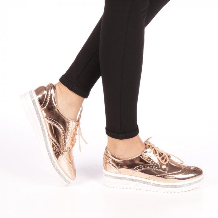 Pantofi dama Jaya nude 0