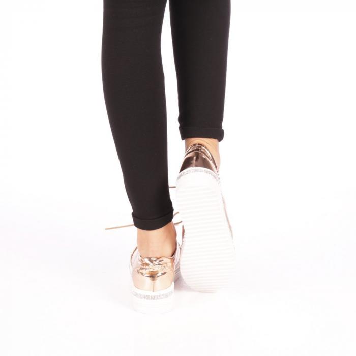 Pantofi dama Jaya nude 4