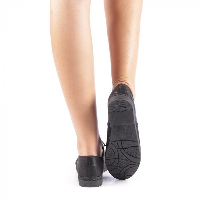 Pantofi dama Katie negri 2