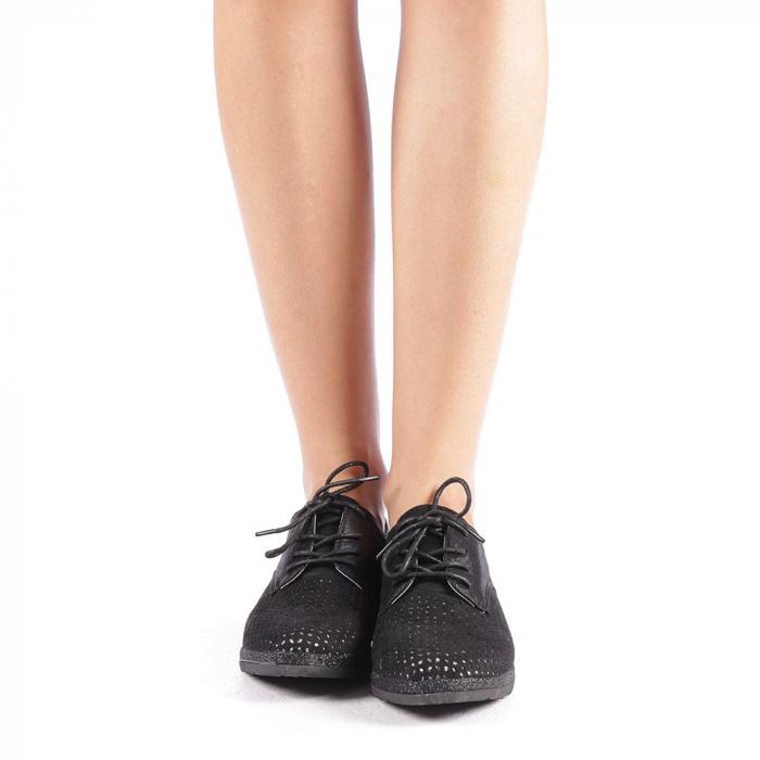 Pantofi dama Katie negri 3