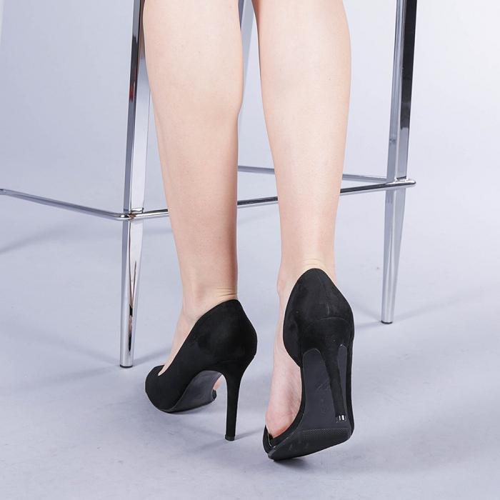 Pantofi dama Louanna negri 3