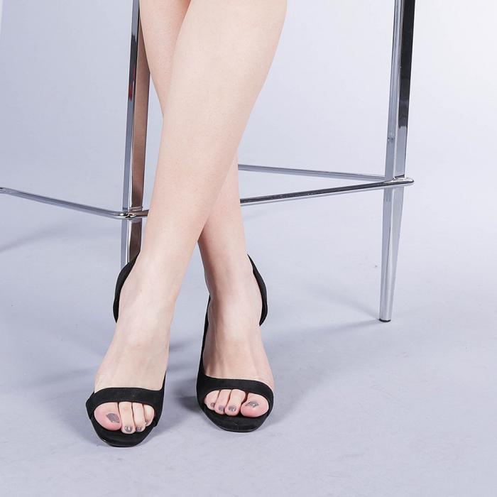 Pantofi dama Louanna negri 1