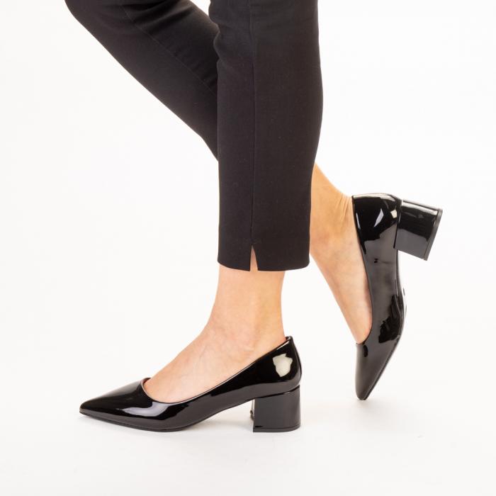 Pantofi dama Margi negri 2