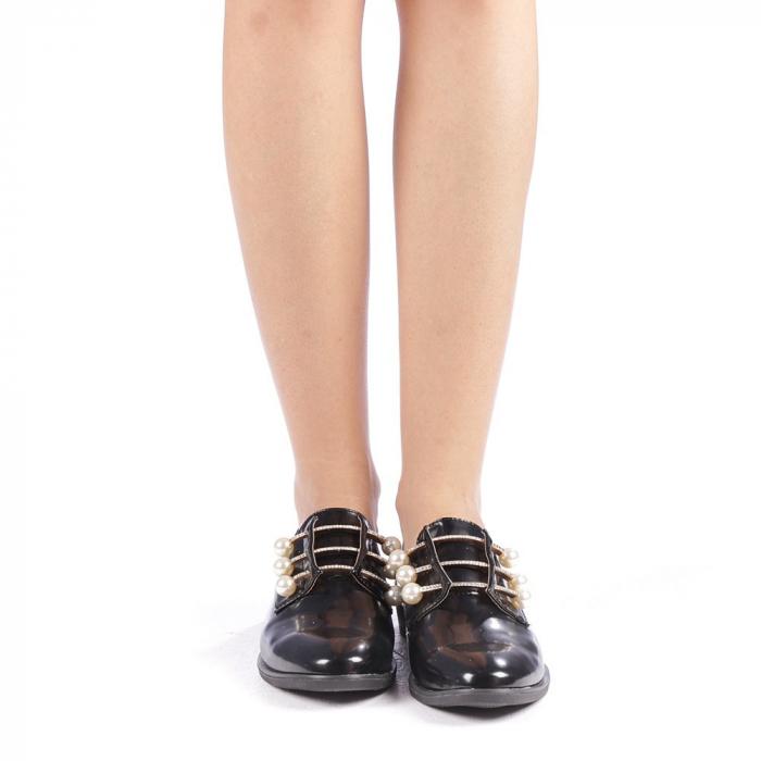 Pantofi dama Meliora negri 3