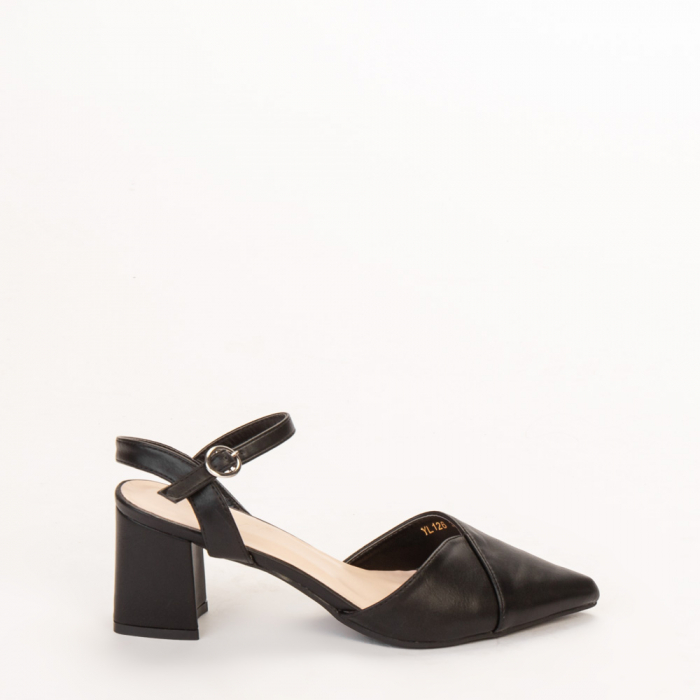 Pantofi dama Naden negri 0