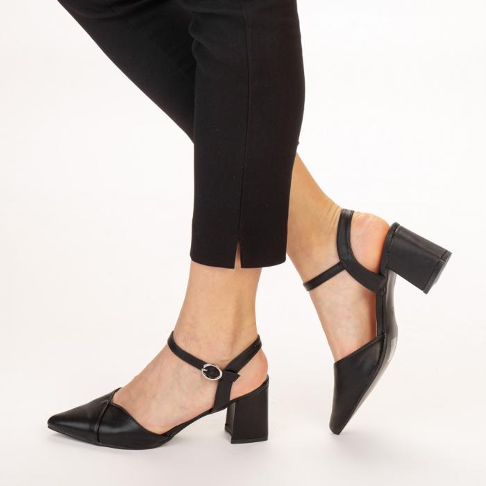 Pantofi dama Naden negri 2