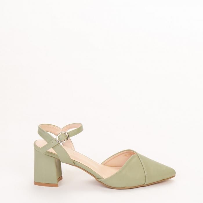 Pantofi dama Naden verzi 0
