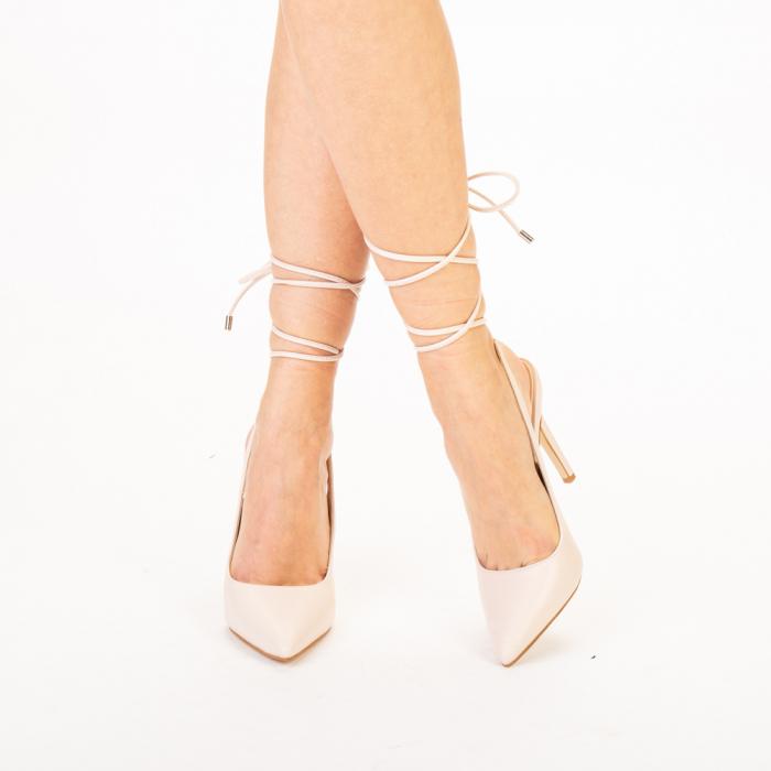 Pantofi dama Neiva bej 0