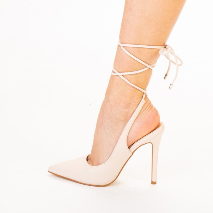 Pantofi dama Neiva bej 2