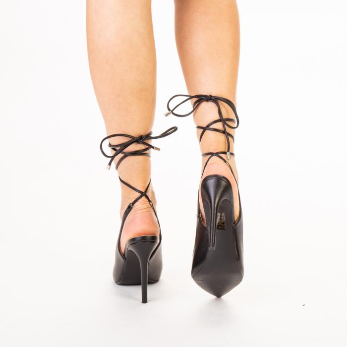 Pantofi dama Neiva negri 3