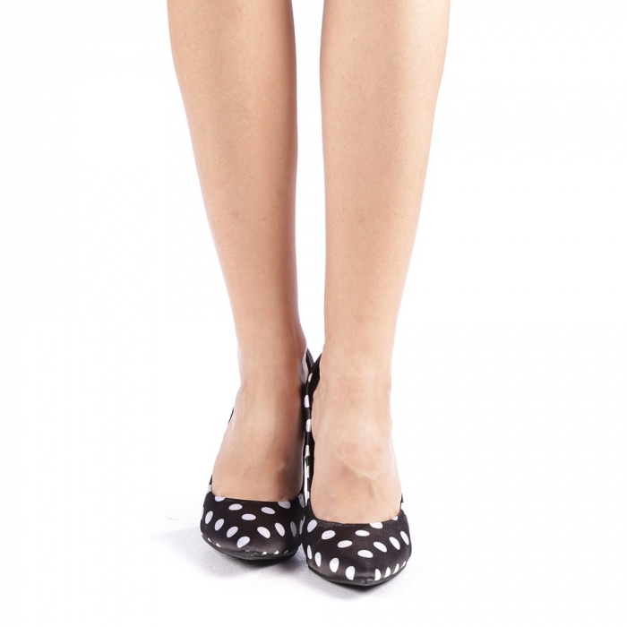 Pantofi dama Olguta negri 3