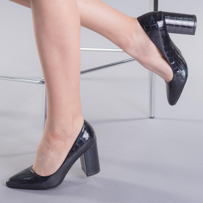 Pantofi dama Tina negri 0