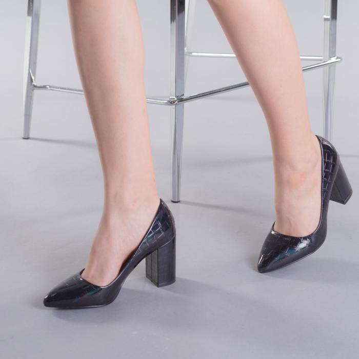 Pantofi dama Tina negri 2