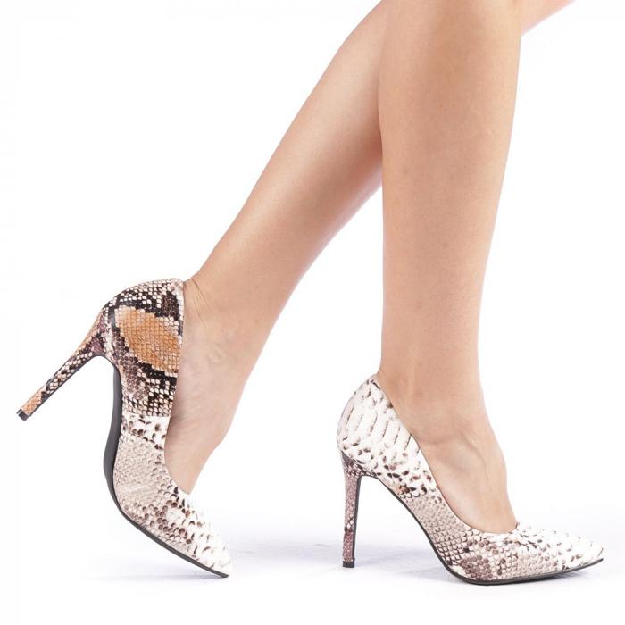 Pantofi dama Torra bej 0