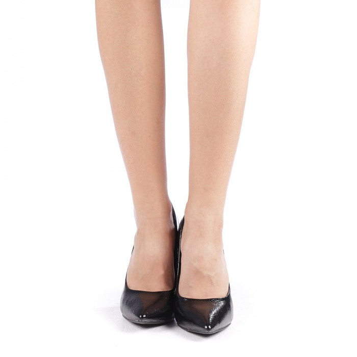 Pantofi dama Torra negri 3