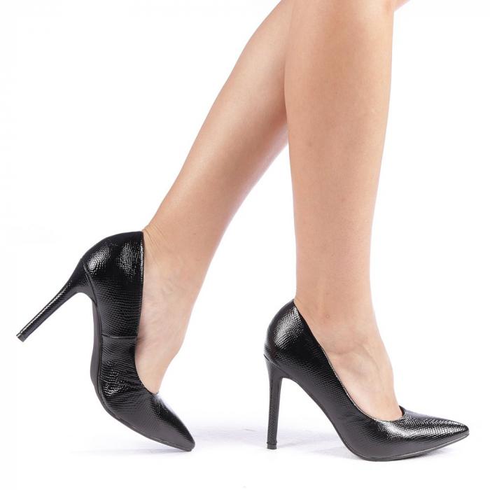 Pantofi dama Torra negri 0