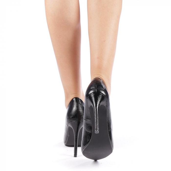 Pantofi dama Torra negri 2