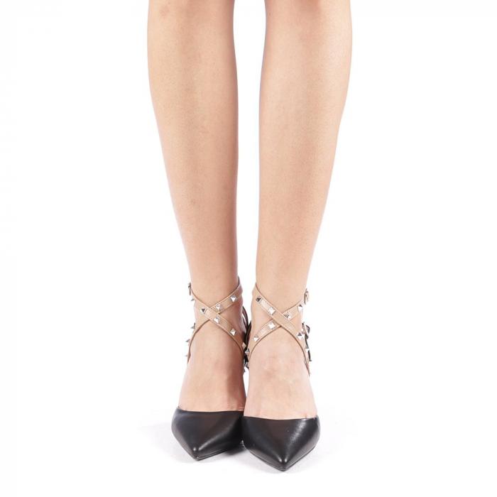 Pantofi dama Zelma negri 3