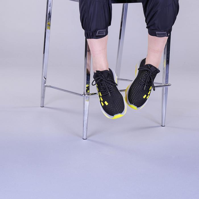 Pantofi sport dama Alexandra negri 1