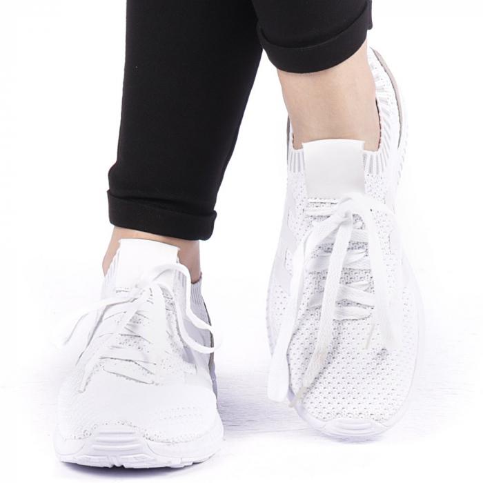 Pantofi sport dama Almanaka albi 1