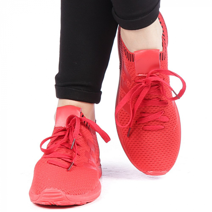 Pantofi sport dama Almanaka rosii 1