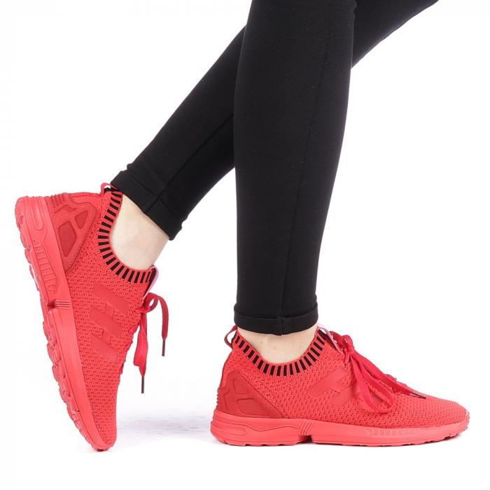 Pantofi sport dama Almanaka rosii 0