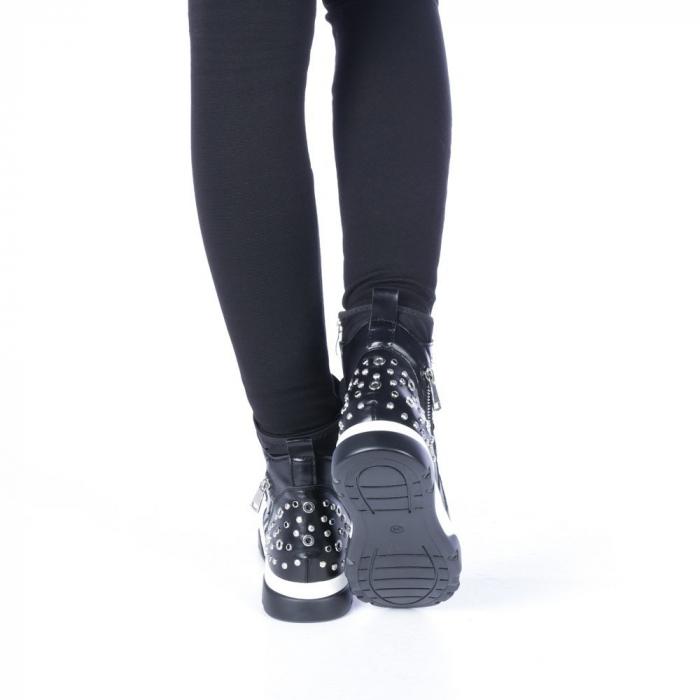 Pantofi sport dama Amanda negri 3