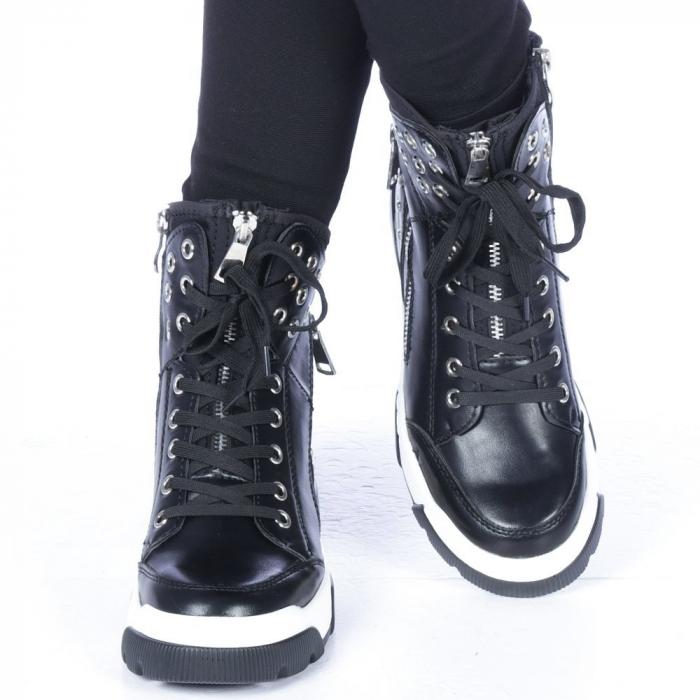 Pantofi sport dama Amanda negri 1
