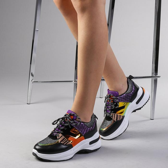 Pantofi sport dama Angela negri 2