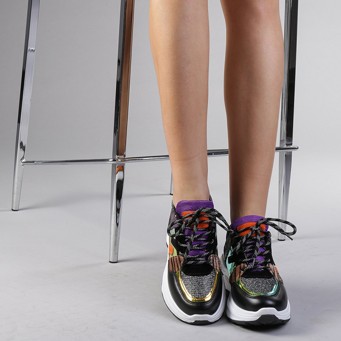 Pantofi sport dama Angela negri 1