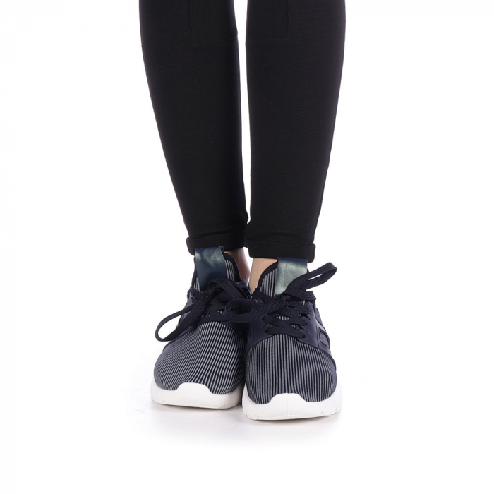 Pantofi sport dama Anyda albastri 4