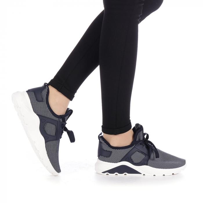 Pantofi sport dama Anyda albastri 0