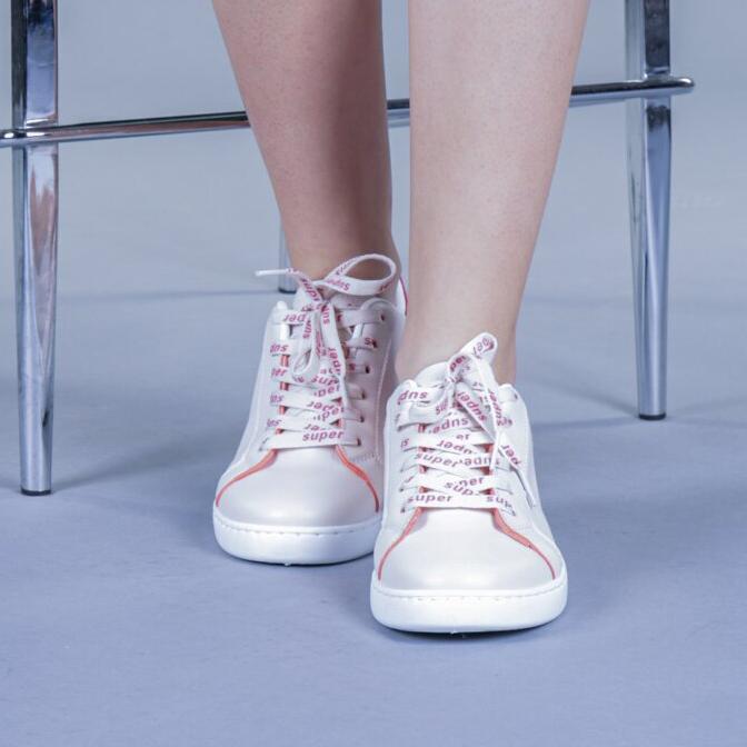 Pantofi sport dama Augustina rosii 1