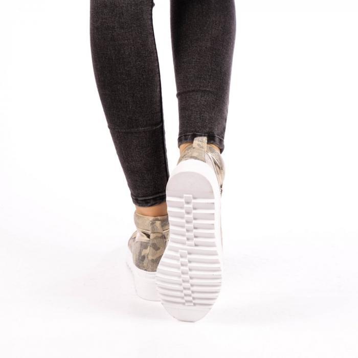 Pantofi sport dama  Aura aurii 2