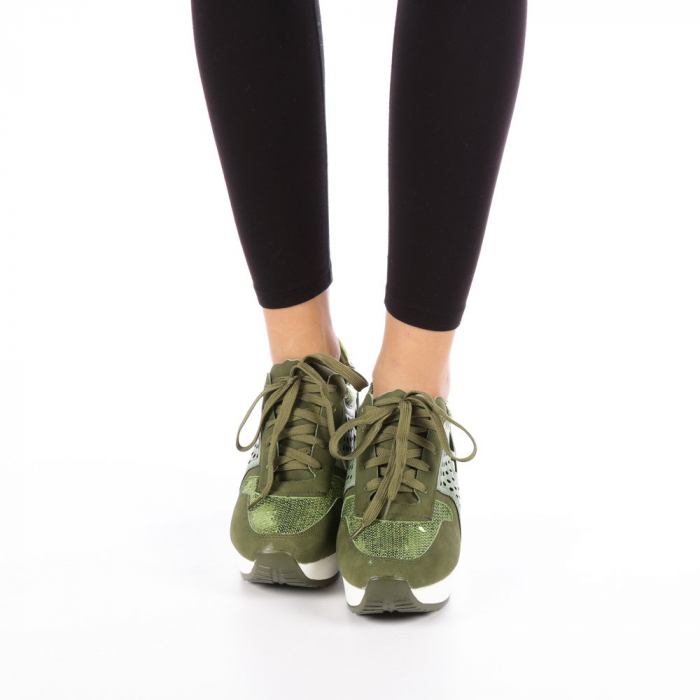 Pantofi sport dama  Bera army 1