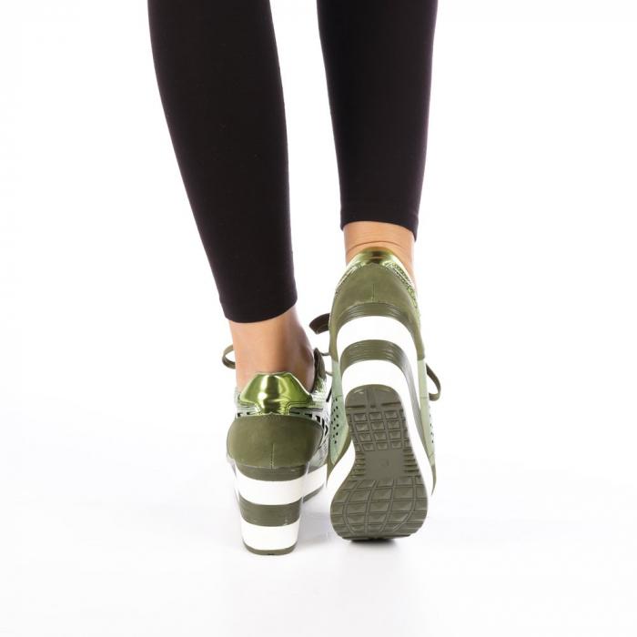 Pantofi sport dama  Bera army 4