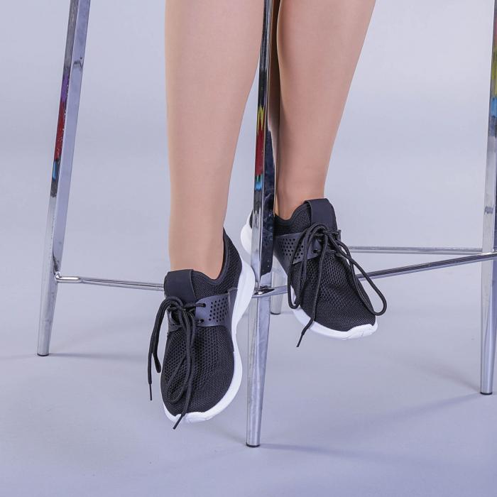 Pantofi sport dama Callia negri 1