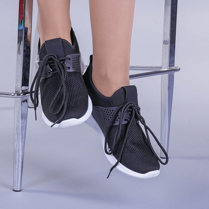Pantofi sport dama Callia negri 0