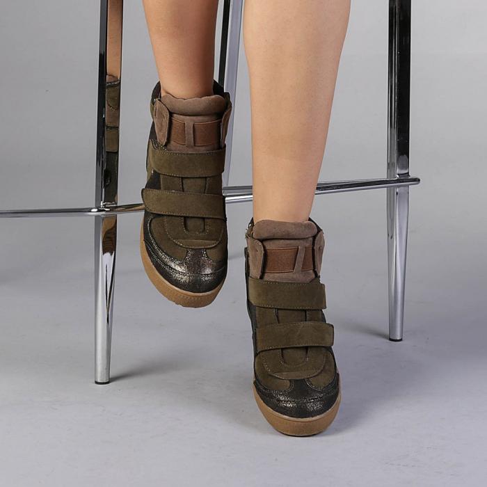 Pantofi sport dama  Denise verzi 1