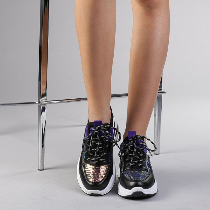 Pantofi sport dama Eduarda negri 1
