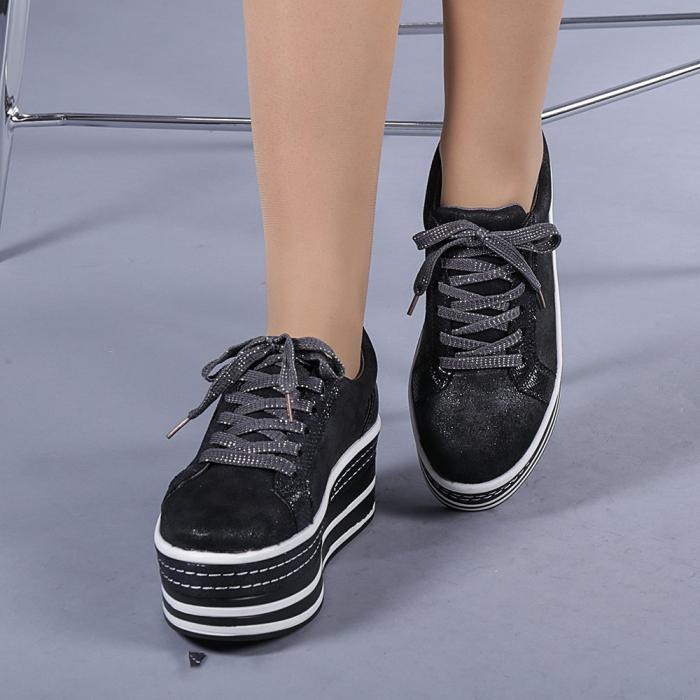 Pantofi sport dama Evolette gri 0