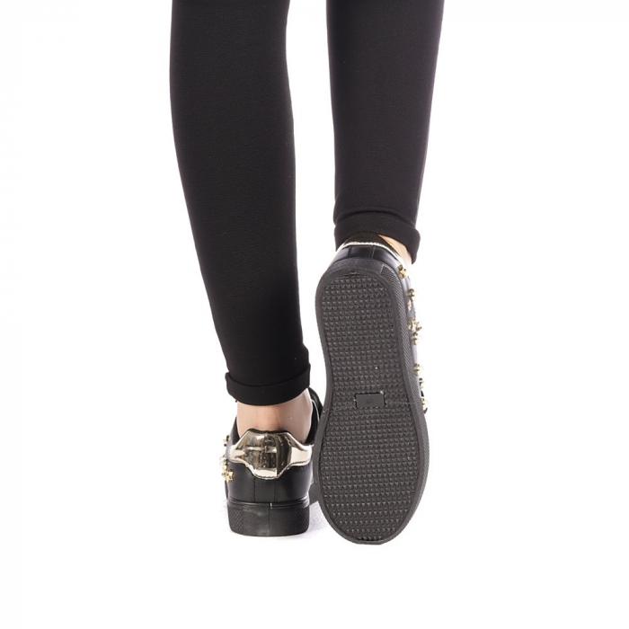 Pantofi sport dama Farimo negri 3