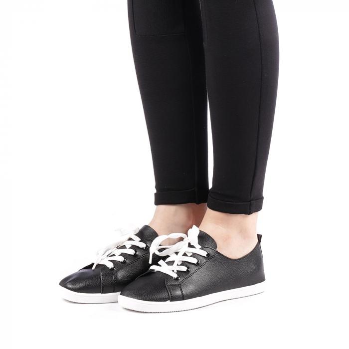 Pantofi sport dama Histrol negri 2
