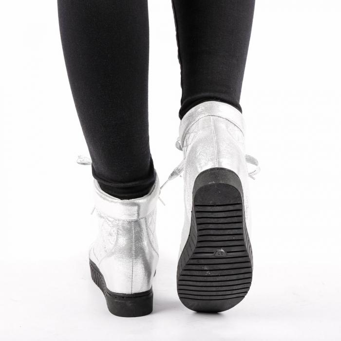Pantofi sport dama  Jolly argintii 2