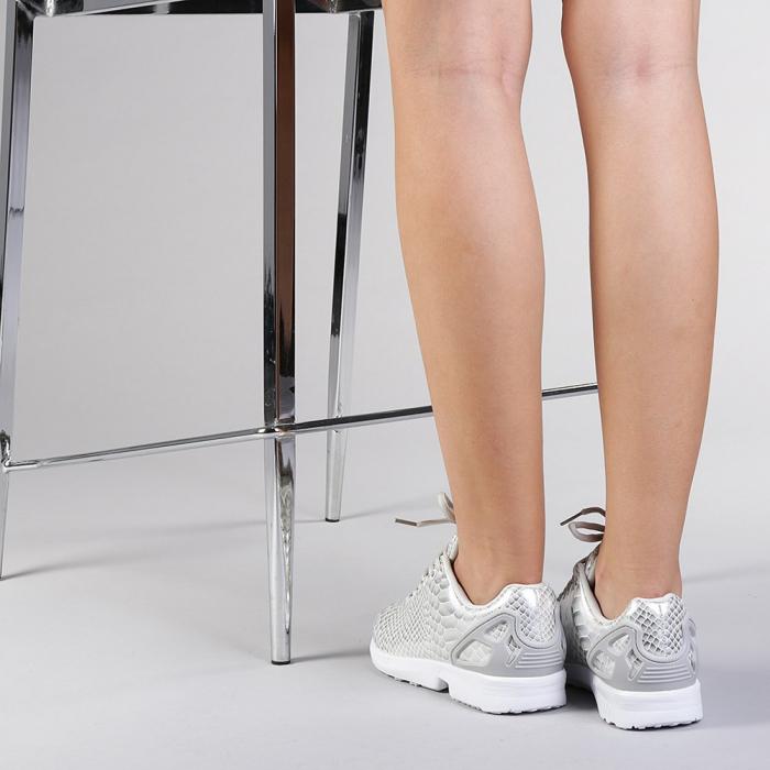 Pantofi sport dama Marmaid argintii 3