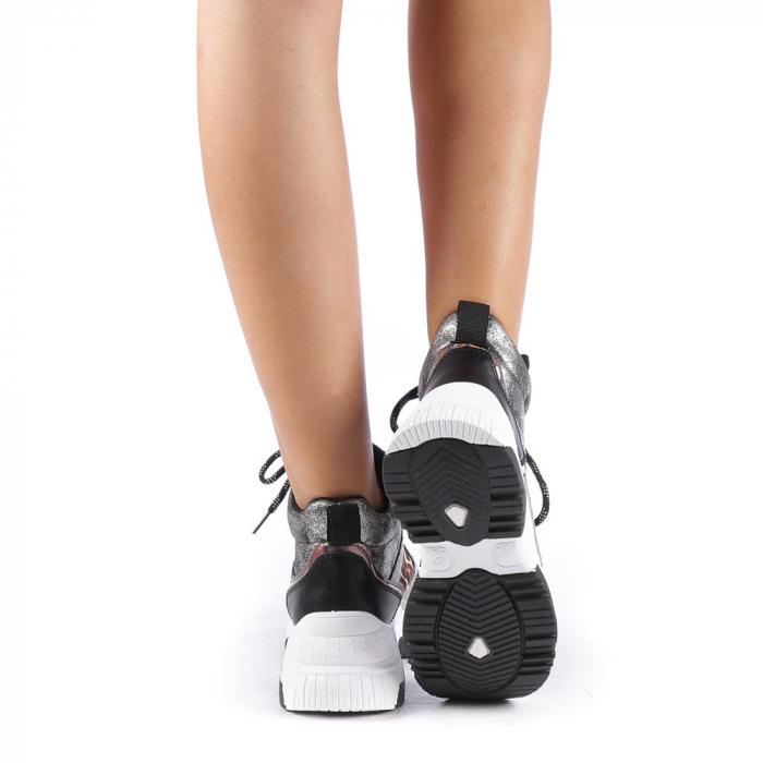 Pantofi sport dama Maryam negri 2