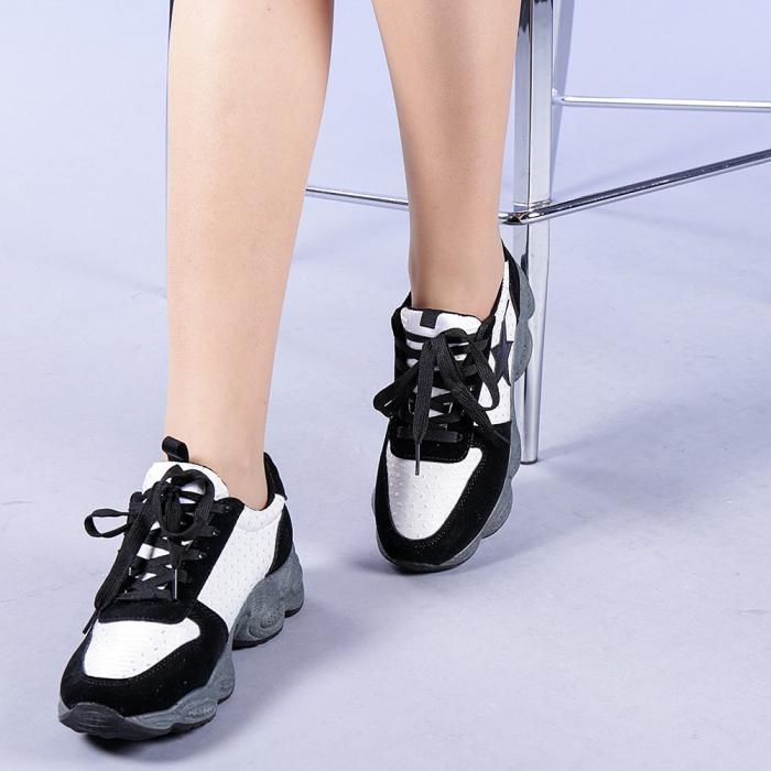 Pantofi sport dama Melody negri 2