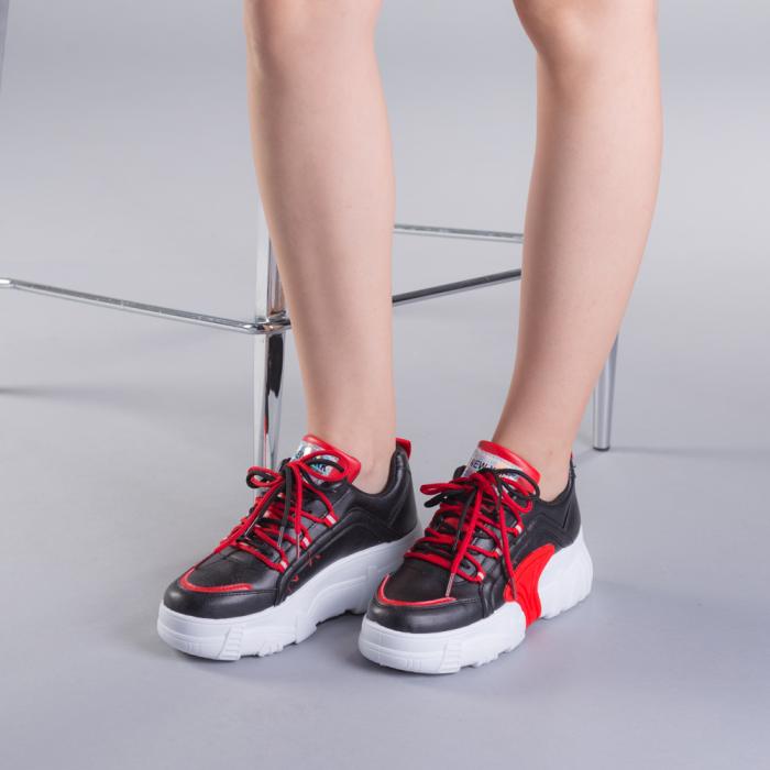 Pantofi sport dama Naomi negri 2