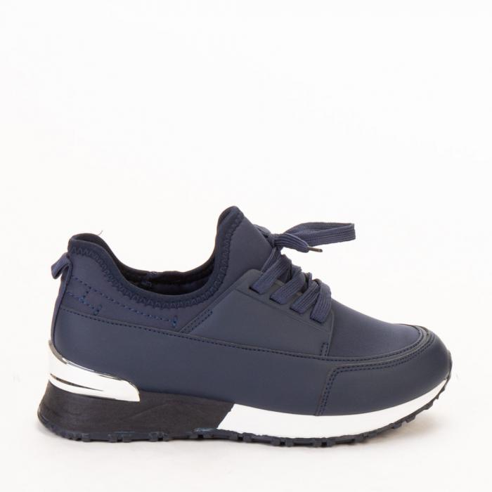 Pantofi sport dama Nava navy 0